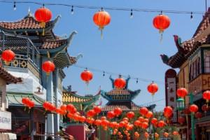 Route 66 Road Trip Planner - Chinatown - Los Angeles, California