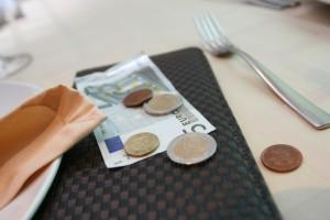 Tipping in Italy Restaurants