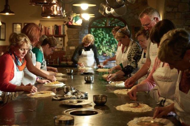 Tuscookany Cooking Class