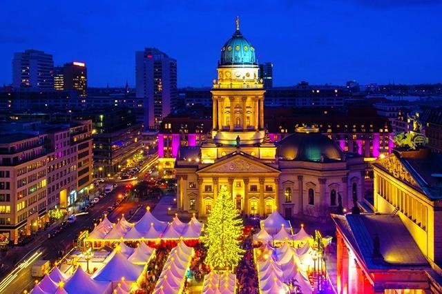 Rhine Christmas Markets