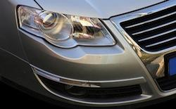 Volkswagen Passat Head Lights