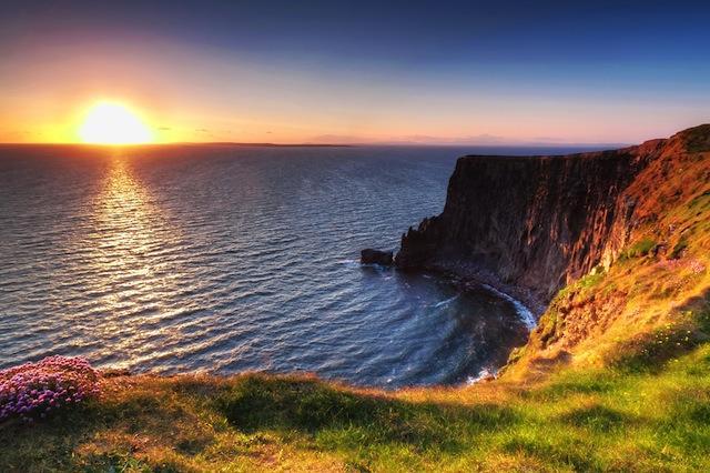 Ireland Cliff Tour