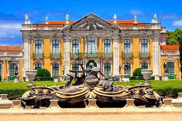 National Palace of Queluz, Portugal