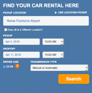 Costco Car Rental Comparison Costco Car Rental Rates