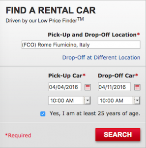 Costco Travel Rental Car Insurance