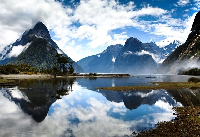 Fjordlands National Park - Milford Sound