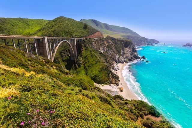 State Route 1, Big Sur California
