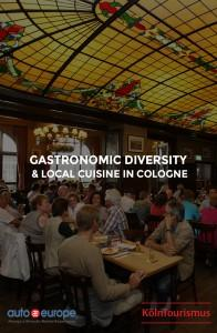 Gastronomic Diversity and Local Cuisine in Cologne