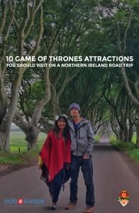 10 Game of Thrones Attractions You Should Visit on a Northern Ireland Road Trip