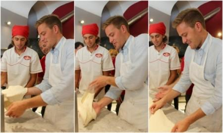 Pizza Making Class Naples Italy