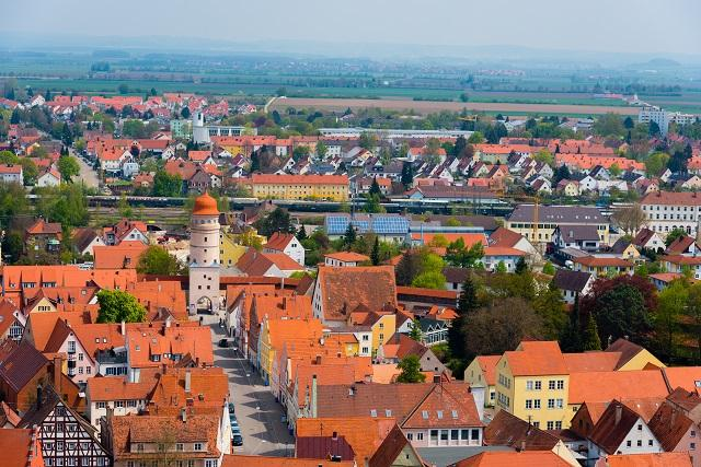 Nordlingen, Germany