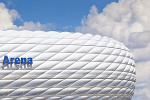 Allianz Football Arena in Munich