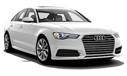 Audi A6 Luxury Car Rental