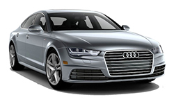 Audi A7 Luxury Car Rental