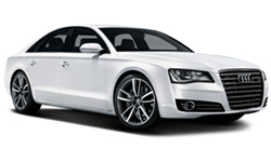 Audi A8 Luxury Car Rental