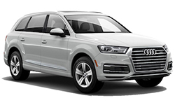 Audi Q7 Luxury SUV Rental