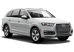 Rent an Audi Q7 in Monte Carlo
