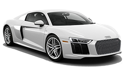 Audi R8 Luxury Car Rental