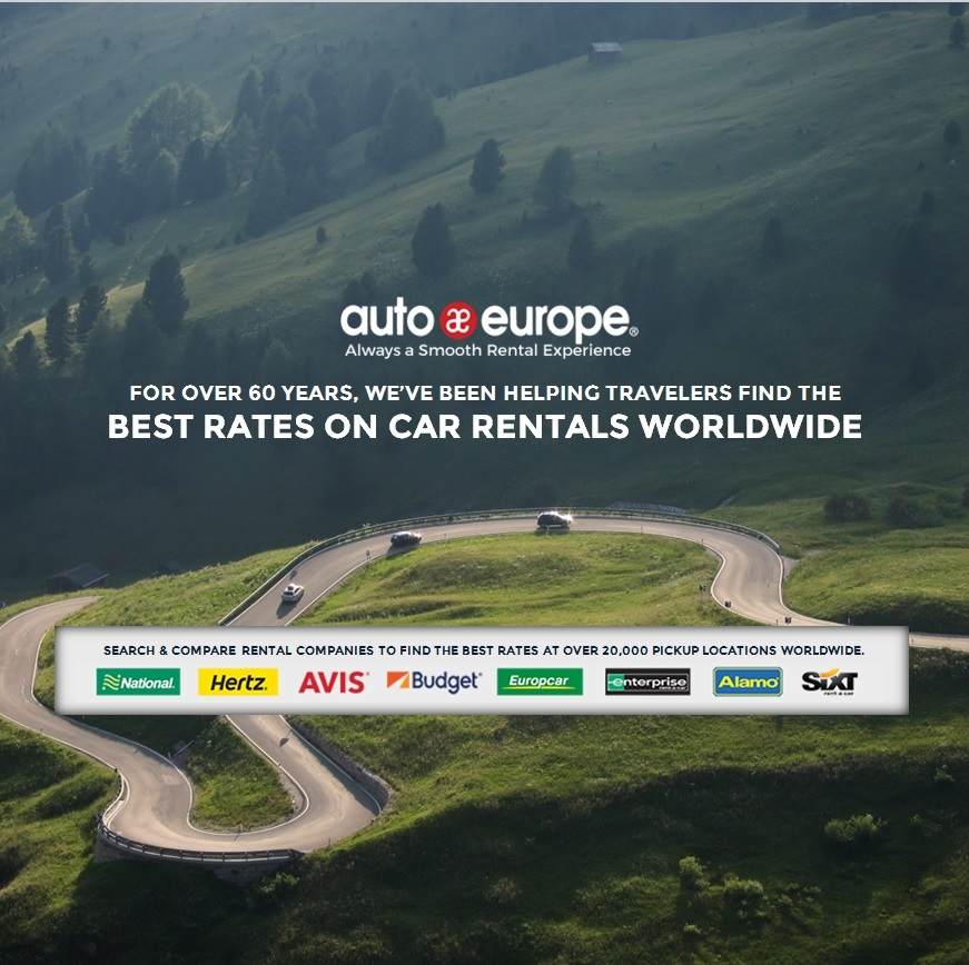 Cheap Car Hire Worldwide From 2 Day Auto Europe Car Rental Deals