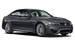 BMW 3 Series Luxury Car Rental