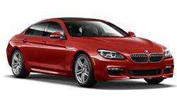 BMW 6 Series Luxury Car Rental