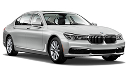 BMW 7 Series Luxury Car Rental
