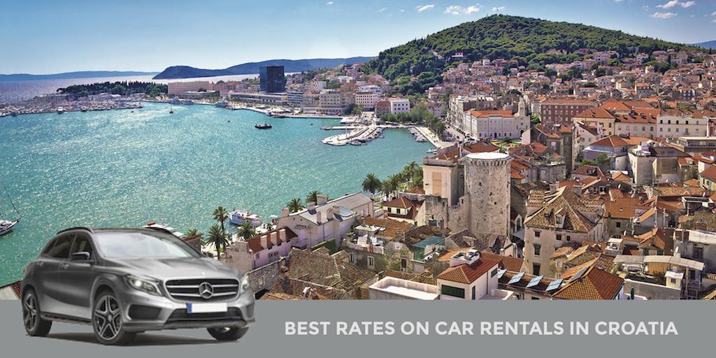 One Way Car Rental Croatia