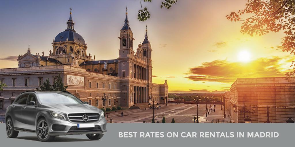 Car Rental Madrid Save Up To 30 On Rental Cars In Madrid