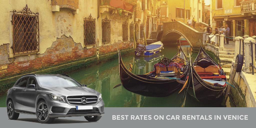 Car Rental Venice | Save 30% on Venice Rental Cars Today!
