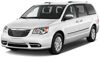 Rent a Chrysler Town & Country