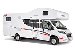 Family Luxury Motorhome Lithuania