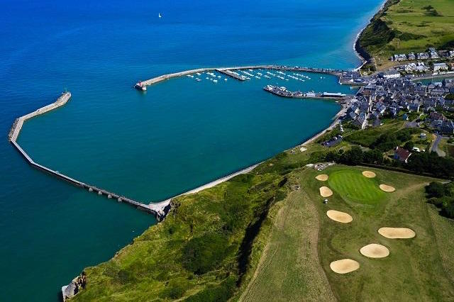 Golf d'Omaha Beach, France