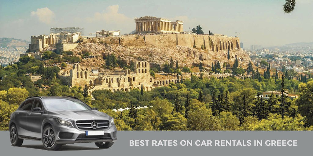 Car Rental Greece Monthly
