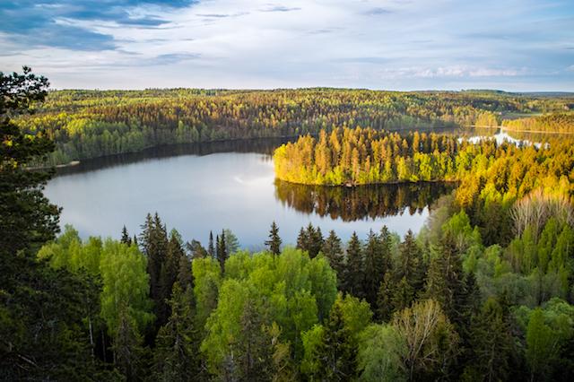 Joutsau, Finland
