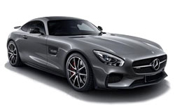 Mercedes Benz AMG GT Rental