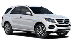 Mercedes Benz GLE Rental