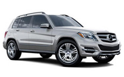 Mercedes Benz GLK Rental