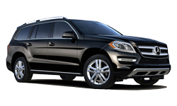 Mercedes Benz GLS Rental