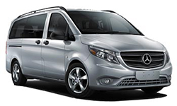 Mercedes Benz Metris Rental