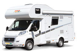 Motorhome Rental in Dresden