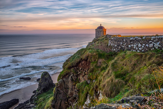 Mussenden Temple, Northern Ireland