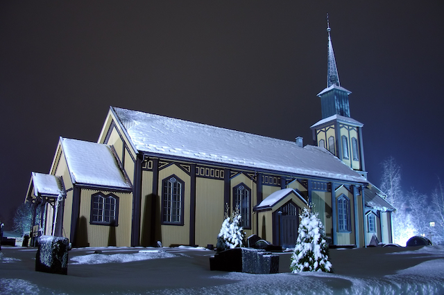 Norderhov Church, Norway