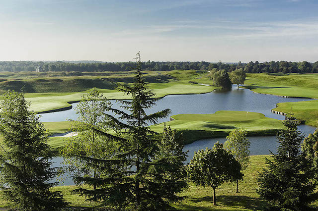 Novotel Saint Quentin Golf National, France