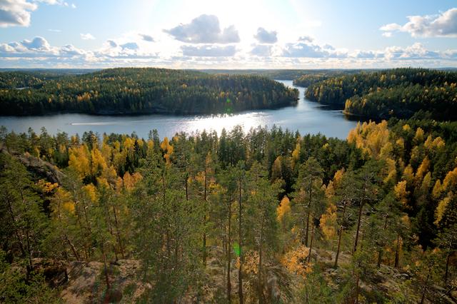 Repovesi National Park, Finland