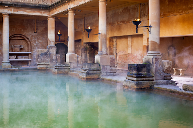 Roman Baths, UK