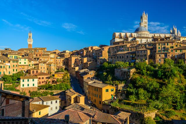 Cheap Car Rental Siena Italy