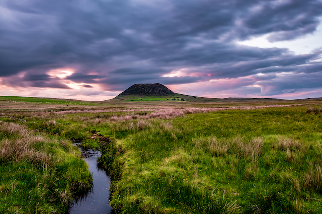 Slemish Mountain, Northern Ireland