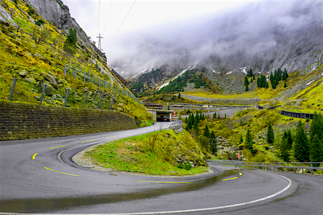 The 5 Best Alpine Drives in Switzerland Alpine Road Tours