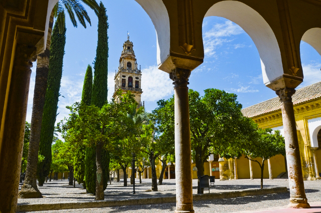 Unesco World Heritage Site in Cordoba