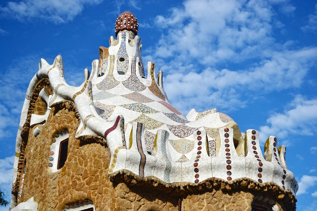 Unesco World Heritage Site Barcelona - Gaudi